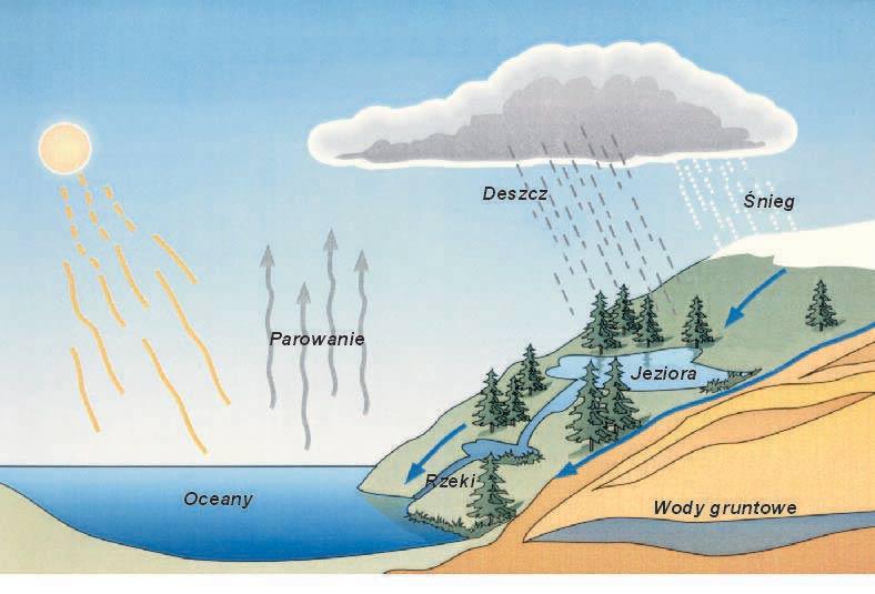 Zasoby wodne i zasady gospodarowania wodą