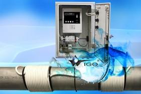 IMPULS PRO alternatywa zmiękczania wody od 1100 m3/h + > dla średnic 20